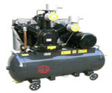 Air Cooled Piston Air Compressor